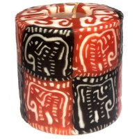 Elephant Pillar Candle - 600/T13