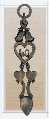 Chain of Love 40th Anniversary Spoon - 022a