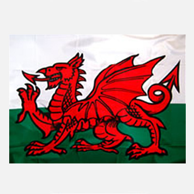 Red Dragon Flag 5' x 3' - 310 - Welsh Flags - Click Image to Close