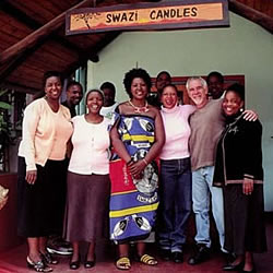 Swazi Candles Team